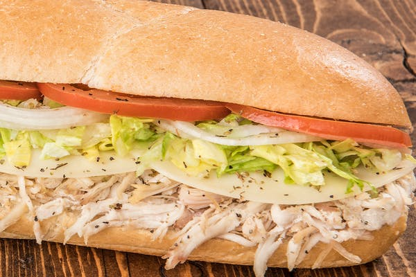 Homemade Turkey Sub