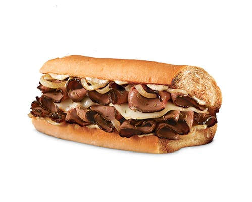 Peppercorn Steak Sandwich