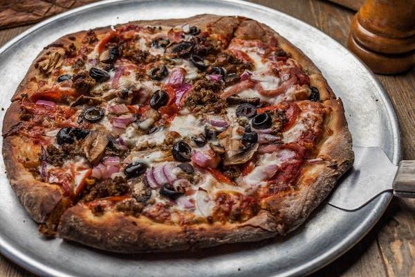 McClain's Combo Pizza