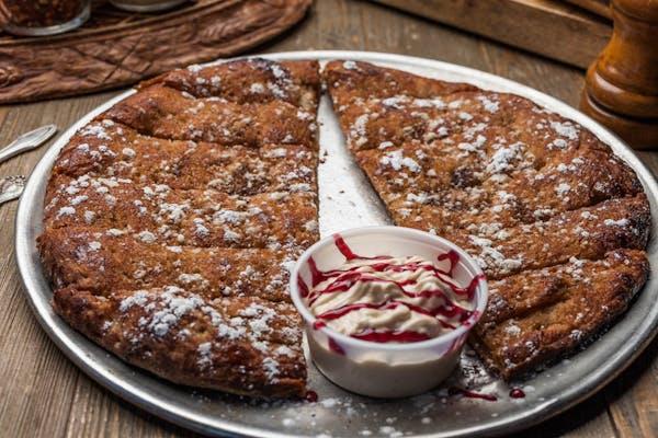 Cinnamon Brown Sugar Breadsticks