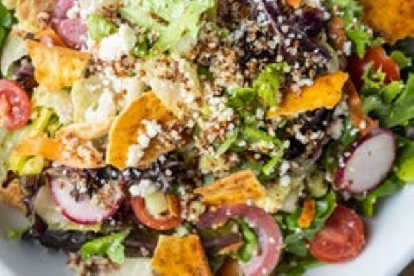 Quinoa Chop