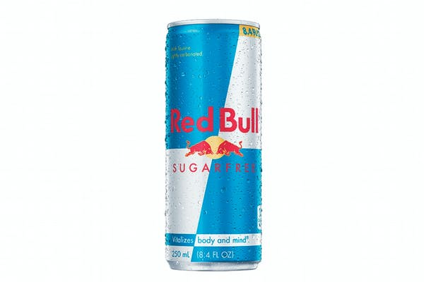 Red Bull Sugar Free Can