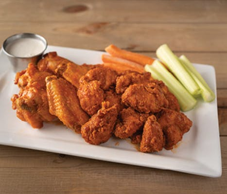 Wings Combo Buffalo