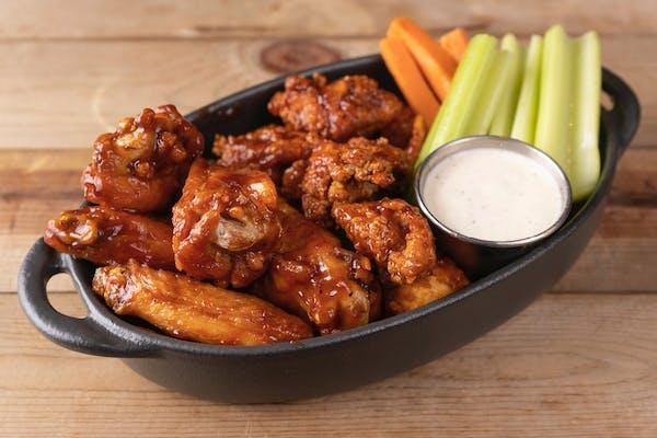 Wings Combo BBQ