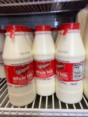 White milk - pint