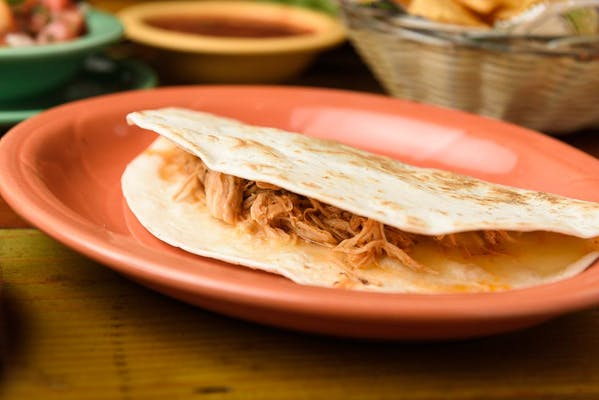 Kids Chicken Quesadilla