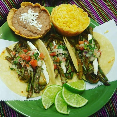 Tacos Mixtecos