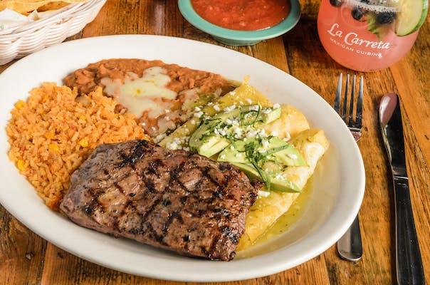 Potosinas Enchiladas