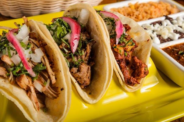 (2) Regular Tacos