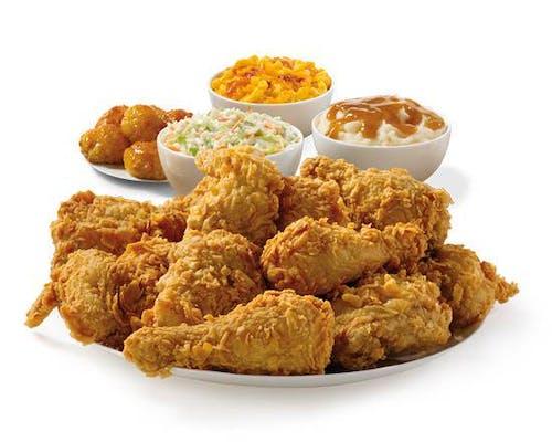 Eighteen Piece Mixed Chicken Meal