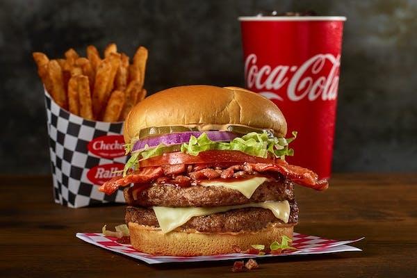 Smoky BBQ Bacon Buford Combo