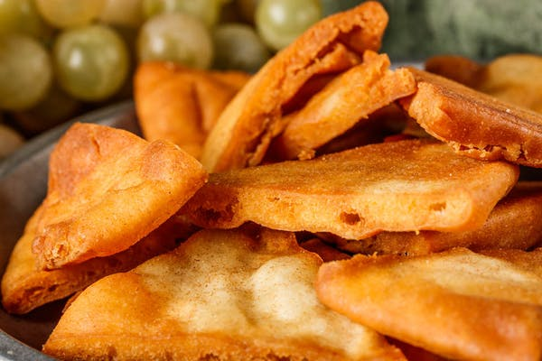 Side Fried Pita Chips