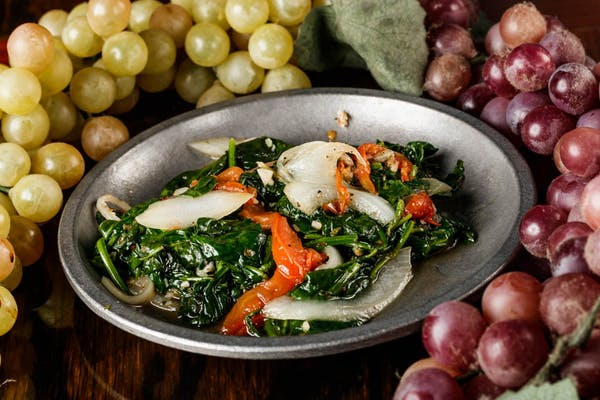 Side Sautéed Spinach