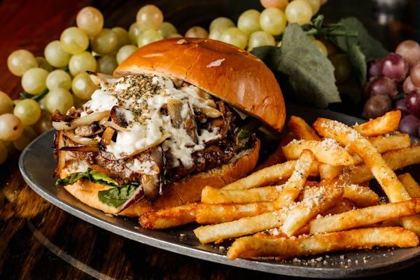 Bakkhus Burger