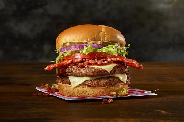 Smoky BBQ Bacon Buford