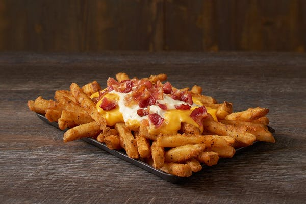 Fully Loaded Fries