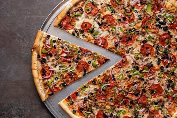 The Fat Boy Supreme Pizza