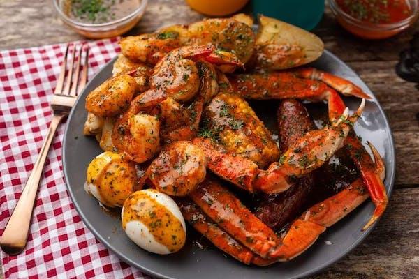 Cajun Crab Legs