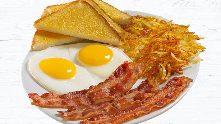 2 Eggs & Applewood Smoked Bacon