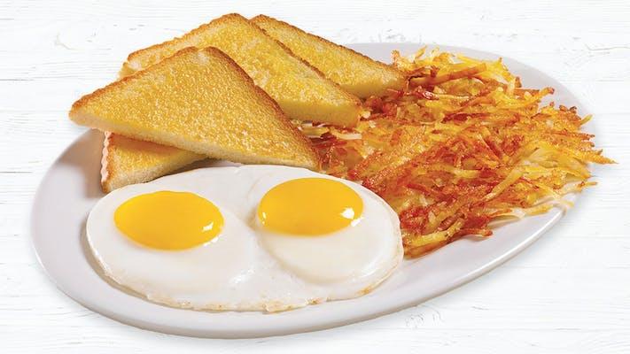 2 Egg Breakfast