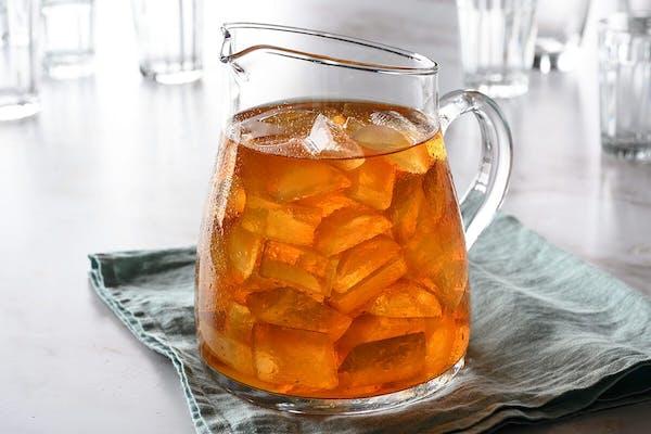Freshly Brewed Unsweetened Iced Tea (Half Gallon)