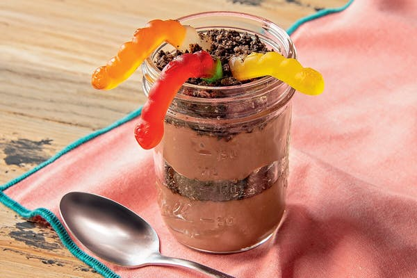 Dirt Cup Dessert