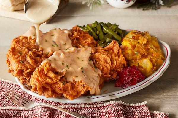 Country Fried Turkey