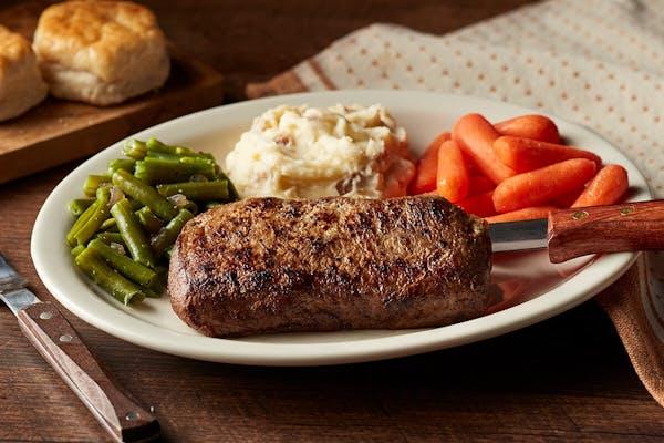 Grilled Sirloin Steak*