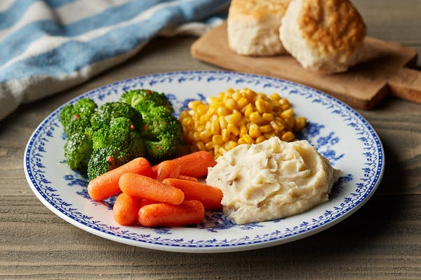 Country Vegetable Plate