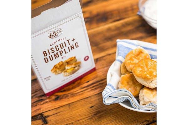 Cracker Barrel Biscuit and Dumpling Mix