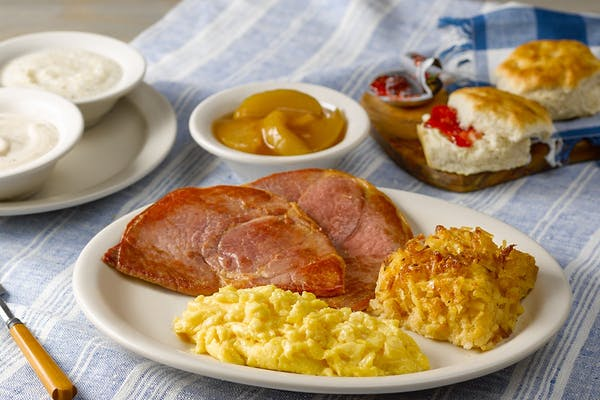 The Cracker Barrel's Country Boy Breakfast®