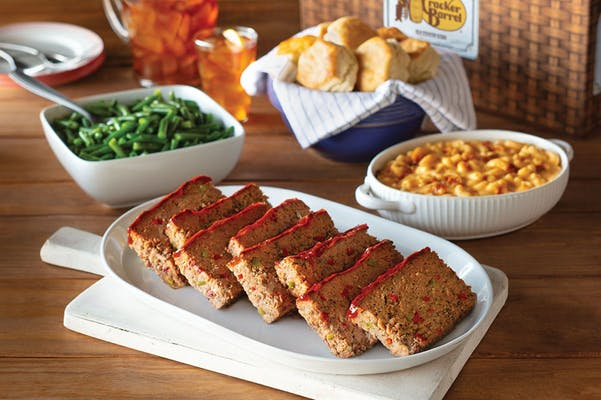 Scratch-Made Meatloaf Family Meal Basket