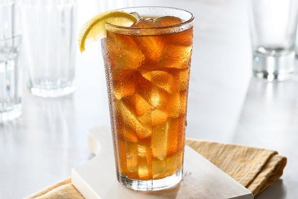 Freshly Brewed Unsweetened Iced Tea