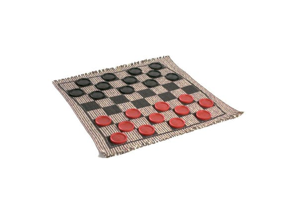 Cracker Barrel 3-In-1 Jumbo Checkers