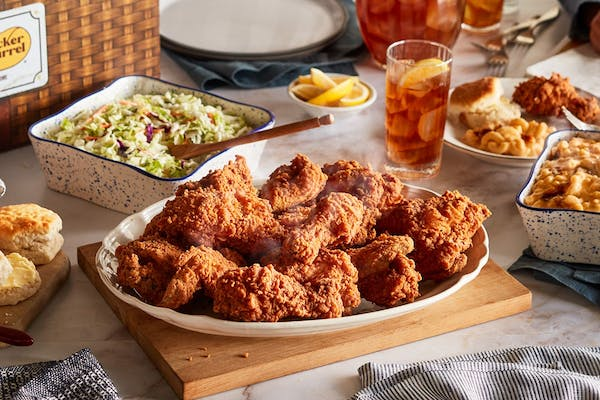 Southern Fried Chicken Family Meal Basket