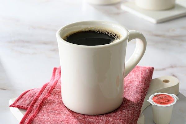 Freshly Brewed Premium Decaf Coffee