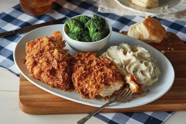 Sunday Homestyle Chicken