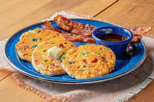 Mini Confetti Pancakes