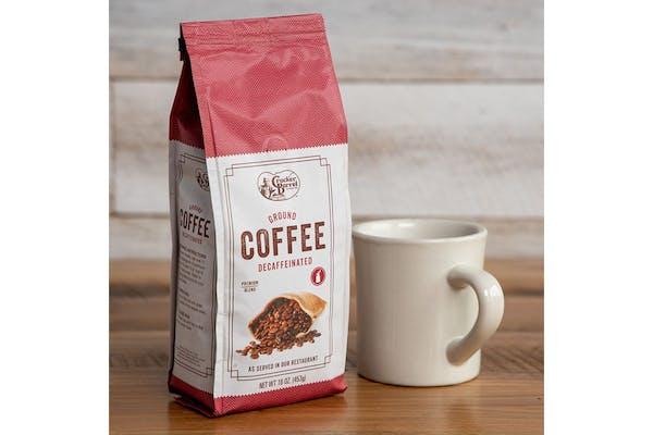 Cracker Barrel Coffee - Decaf