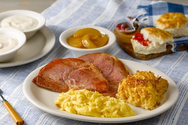 The Cracker Barrel's Country Boy Breakfast®