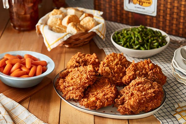 Sunday Homestyle Chicken® Family Meal Basket