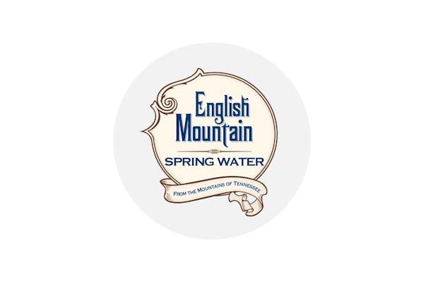 English Mountain Bottled Spring Water