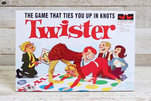 Family Night Classic Twister Game