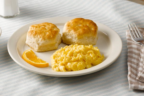 Two Eggs n' Biscuits