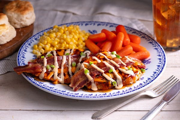 Maple Bacon Grilled Chicken