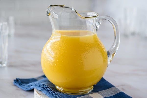 100% Pure Florida Orange Juice (Gallon)