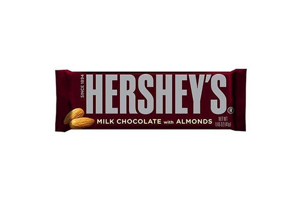 Hershey® Milk Chocolate Bar with Almonds