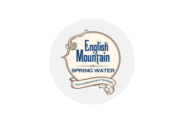 English Mountain Bottled Spring Water