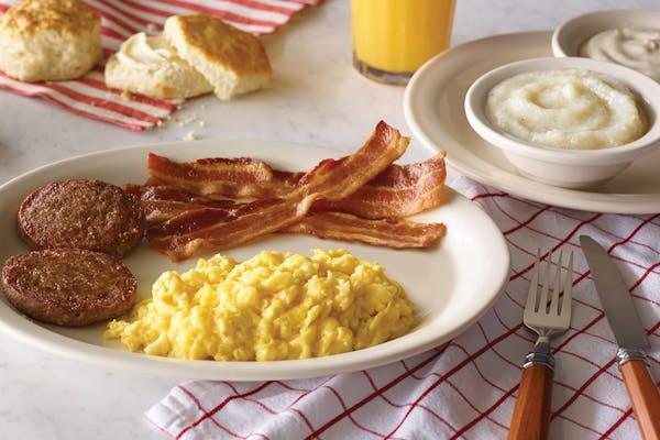 Double Meat Breakfast