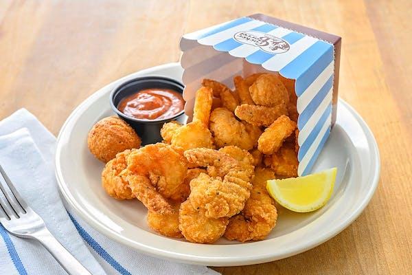 Crispy Rockin' Shrimp